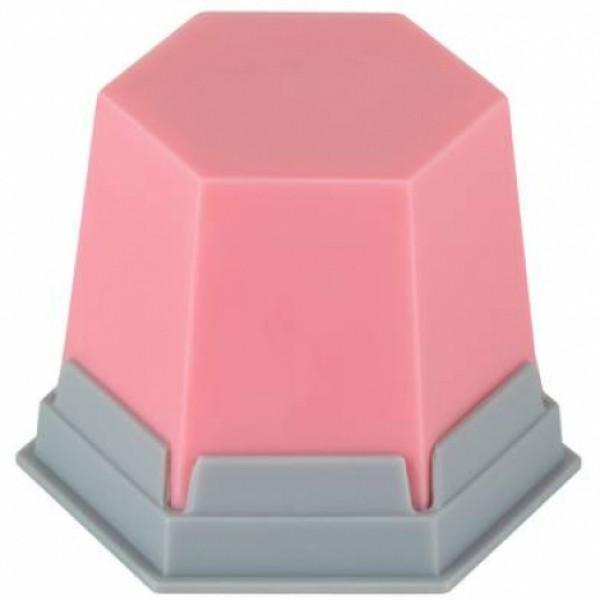 Ренферт воск для поднутрений розовый 75г