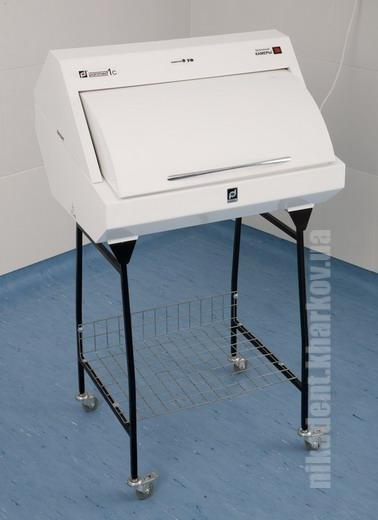 Фото Для стоматологических клиник, Мебель медицинская и УФ-камеры. УФ-камера Панмед-1С (средняя камера с металлической крышкой))