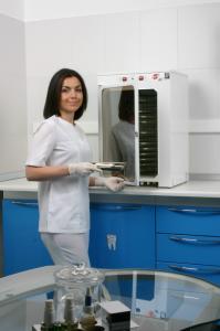 Панмед-10С (УФ камера для хранения стерильного инструмента)