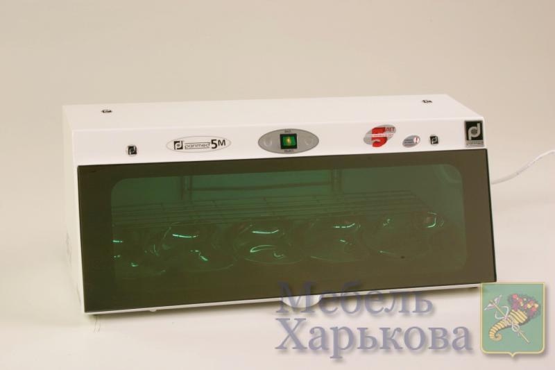 Панмед-5м (УФ камера для хранения стерильного инструмента) - Медицинская мебель в Харькове