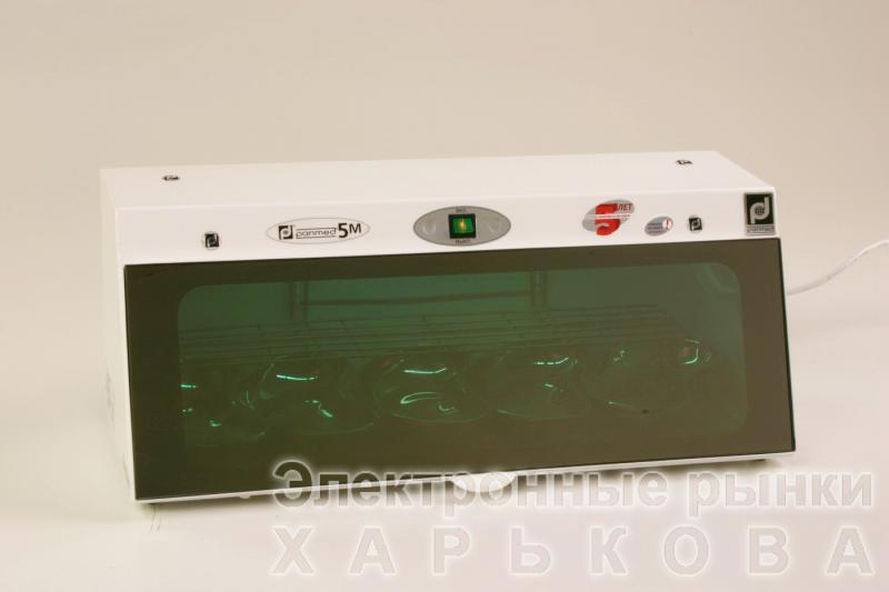 Панмед-5м (УФ камера для хранения стерильного инструмента) - Медицинская мебель на рынке Барабашова