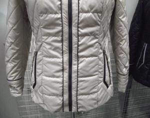 Фото Куртки демисезонные «SOFINI» Куртка женская «МТ-21», цвет – беж