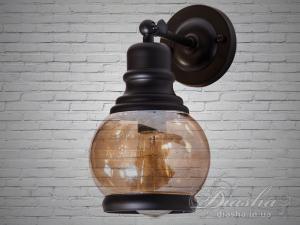 Фото  Настенно-потолочный светильник в стиле Loft 187-1