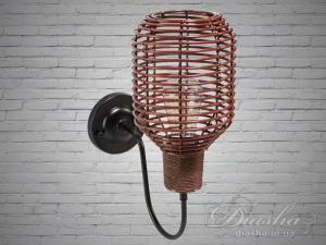 Фото  Настенный светильник в стиле Loft 320-1