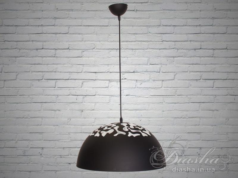 Винтажный светильник-подвес 7809-1