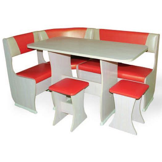 Фото Кухонные уголки Кухонный уголок КУ-1 (Комфортная мебель)