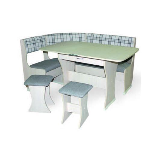 Фото Кухонные уголки Кухонный уголок КУ-1 (с раскладным столом)
