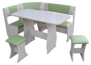Кухонный уголок КУ-1 фисташка (Комфортная мебель)