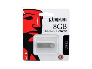 Фото Бытовая техника, Флеш-накопители USB Флеш USB DataTravel DTSE9H 8GB ТМ Kingston