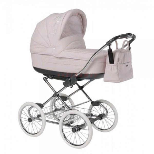 Детская коляска ROAN Marita Prestige, большие колеса