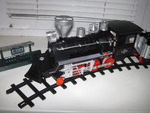Фото Железные дороги, поезда, вагоны. Железная дорога длиной 6,5 м. YY-127