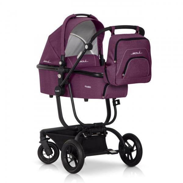 Детская коляска EasyGo SOUL 2 в 1