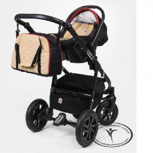 Фото Коляски и автокресла , Коляски, Универсальные коляски 3 в 1 ( с автокреслом)  Коляска Dada Paradiso Group 3 в 1 Leo Special