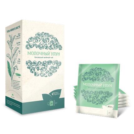 Чай Молочный улун  в фильтр-пакетах