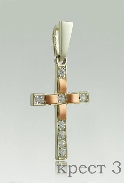 подвес Крест 3