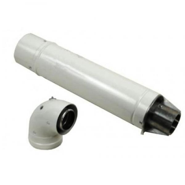Коаксиальный дымоход  60/100 для Aton EcoComfort