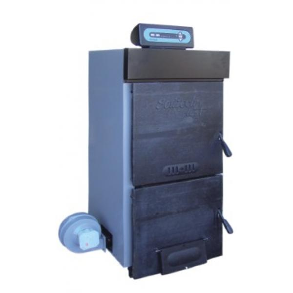Котел твердотопливный Demrad SOLIDMASTER 8F с механическим регулятором температуры