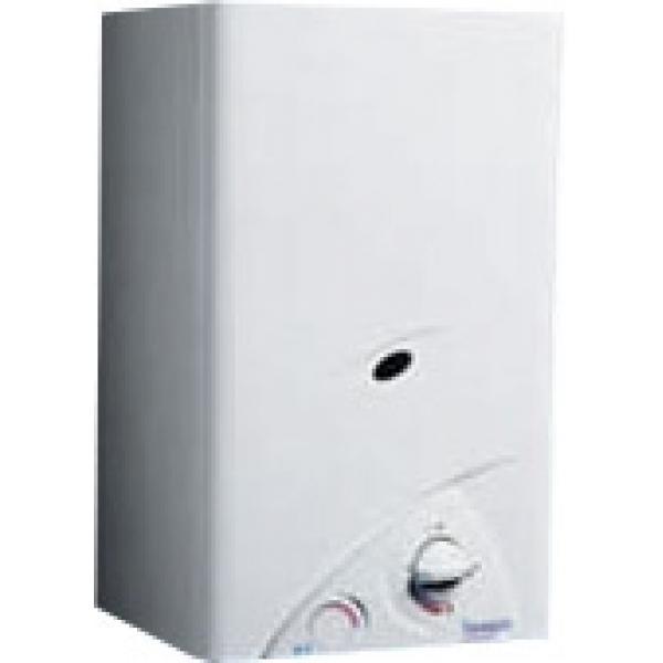Бездымоходный газовый проточный водонагреватель Demrad Compact C 125 B