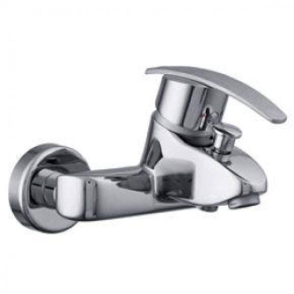 Смеситель для ванны E.C.A. Mix Cubic 402102166 (М 160)