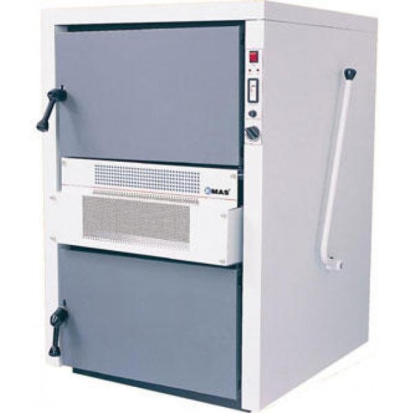 Котел твердотопливный E.C.A. EMAS 306 (13.6 - 291 кВт)