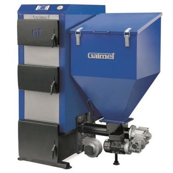 Котел твердотопливный Galmet Expert GT KWPu 40