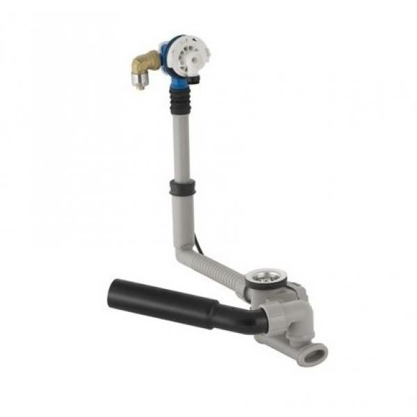 Сифон для ванны Geberit с подводом воды через перелив 150.700.00.1