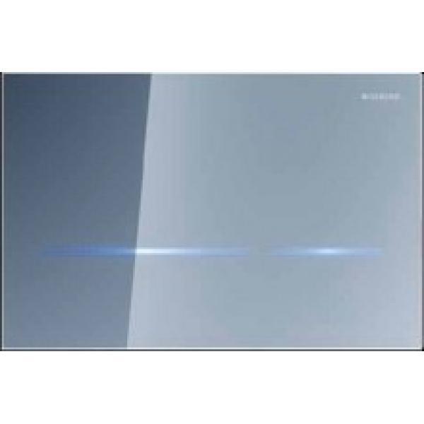 Клавиша смыва Geberit Sigma 80, электроника, зеркальное стекло (UP 720) 116.091.SM.1