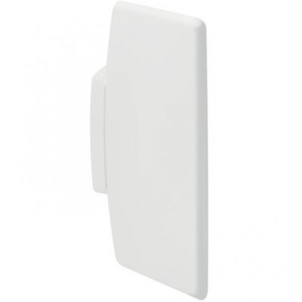 Перегородка между писсуарами UT60, 740 x 440 мм, белая Geberit HyBasic 115.200.11.1