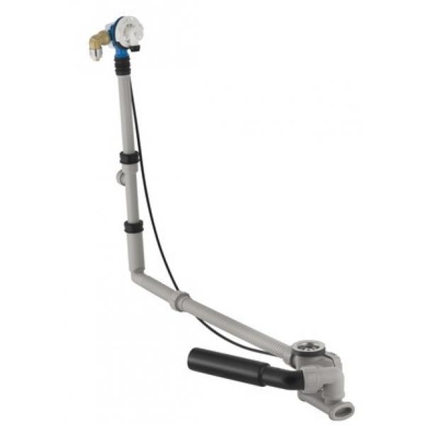 Сифон для ванны Geberit с подводом воды через перелив 150.701.00.1
