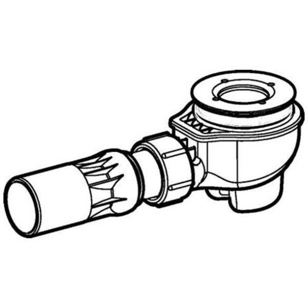 Сифон для душевого поддона Uniflex 60 мм Geberit 150.685.00.1