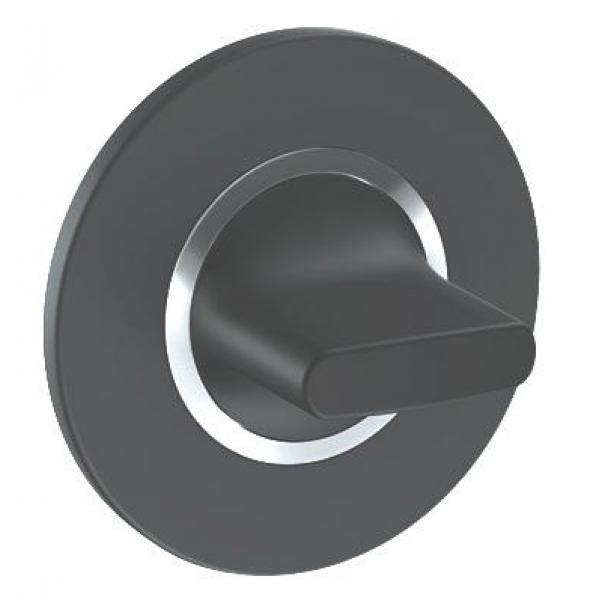 Накладная панель скрытой вентильной головки Grohe Ondus 19444KS0 черный бархат