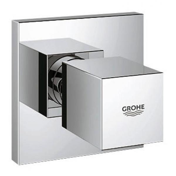 Накладная панель скрытой вентильной головки Grohe Eurocube 19910000 хром