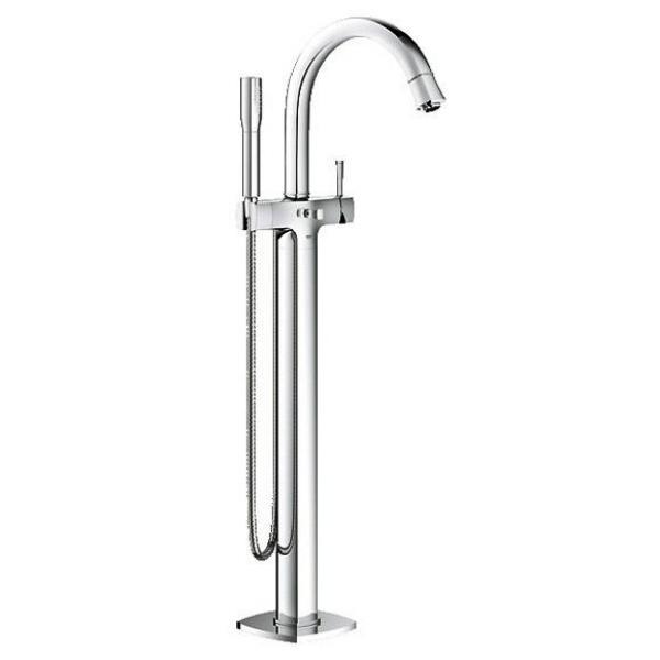 Смеситель для ванны напольный Grohe Grandera 23318000 хром