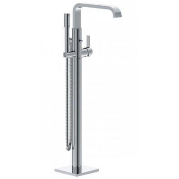 Смеситель для ванны напольный Grohe Allure 32754001 хром