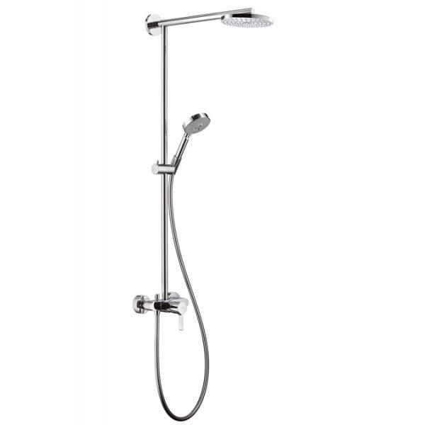 27191000 Hansgrohe Raindance Showerpipe 180мм для душа с однорычажным смесителем