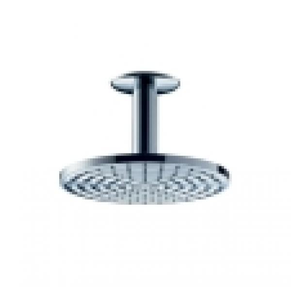Верхний душ Hansgrohe Raindance AIR 180 мм 27472000 потолочный держатель хром