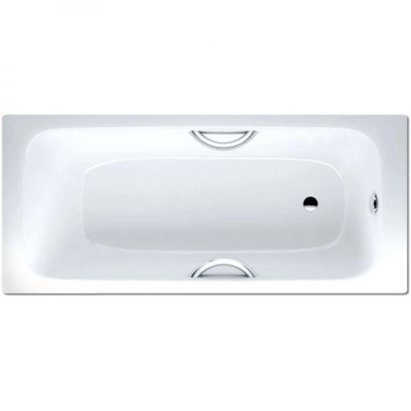 Ванна стальная Kaldewei Cayono Star 180x80 с ручками, model 757 - 27570001