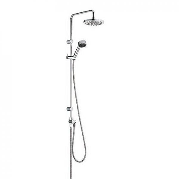 660900500 KLUDI DUAL SHOWER SYSTEM KLUDI DUAL SHOWER SYSTEM хром, с ручным душем Zenta 2S