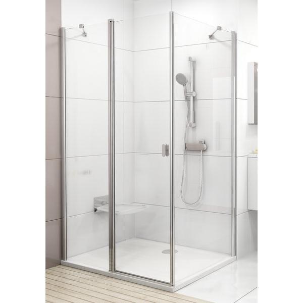 Душевая дверь Ravak CRV2-120 white+Transparent
