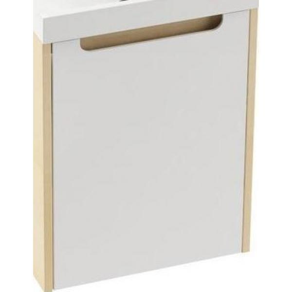 Двери для тумбы SD-400 L Classic белые