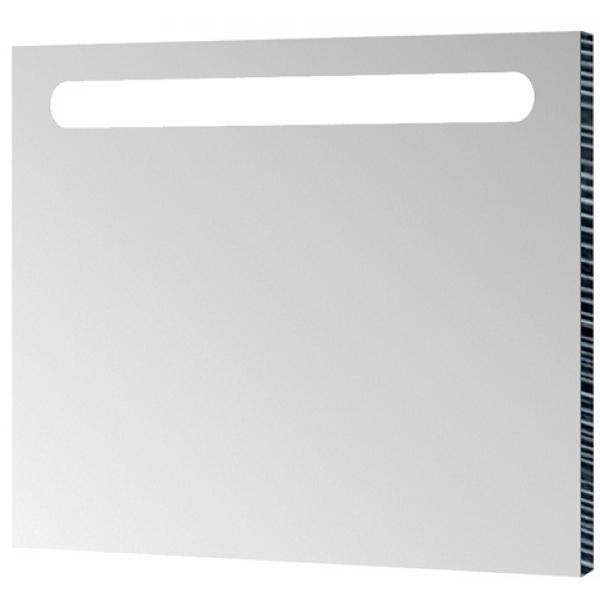 Зеркало Chrome 600 white