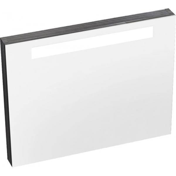 Зеркало Classic 600 оникс/белое