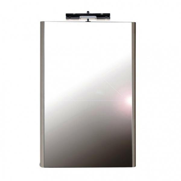 Зеркало M 560 белое/белое