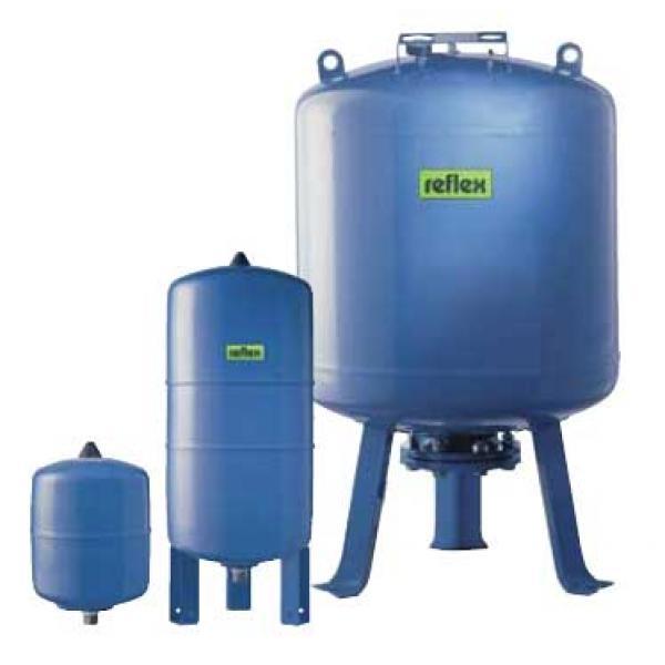 Бак расширительный для водоснабжения REFLEX DE 1000, O740