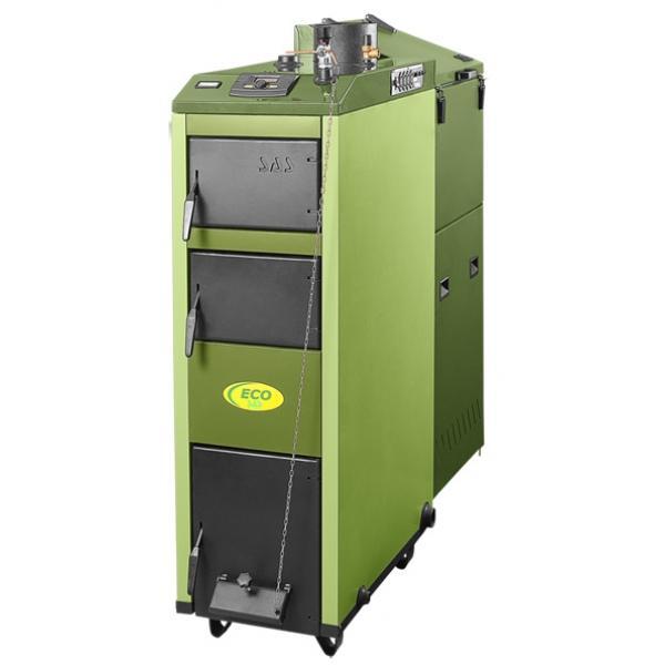 Котел твердотопливный SAS ECO 200 kW