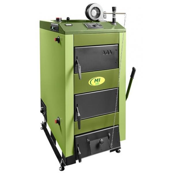 Котел твердотопливный SAS MI 88 kW