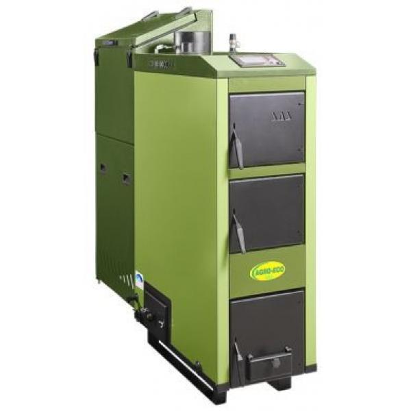 Котел твердотопливный SAS AGRO ECO 58 kW