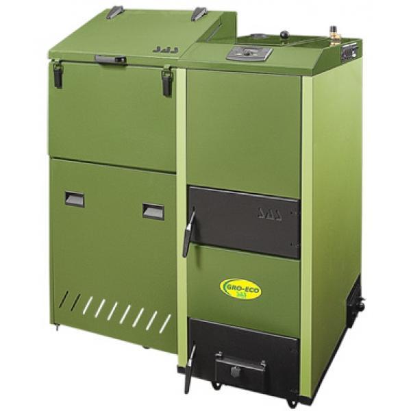 Котел твердотопливный SAS GRO ECO 125 kW