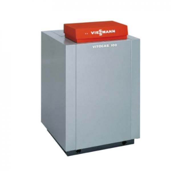 Напольный газовый котел VITOGAS 100-F 48 кВт