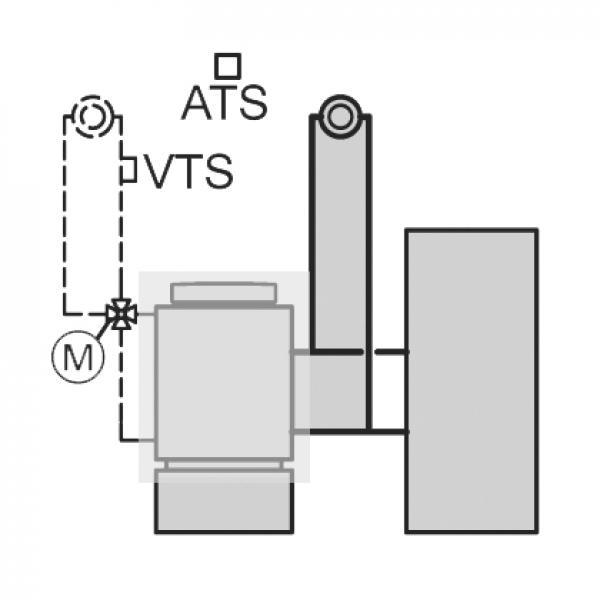 Пакетное предложение: котел VITOGAS 100-F 48 кВт VITOCELL-V KW5